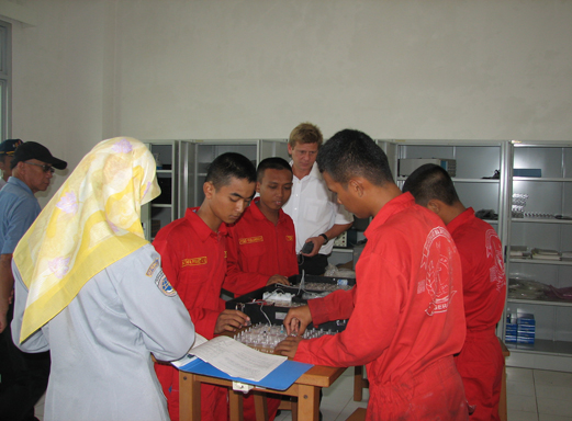 Laboratorium Electric and Electronic